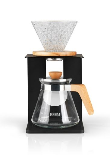 BEEM POUR OVER Kaffeebereiter Set CLASSIC SELECTION 4 teile
