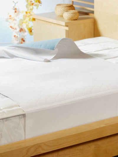 Biberna Sleep & Protect Matratzenauflage Matratzen Auflage Schutz 140 X 200 Cm Bettwäsche Bettwäschegarnituren