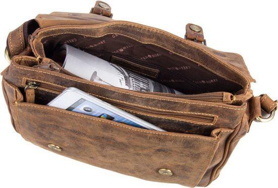 Umhängetasche Umhängetasche »vintage »vintage »vintage Greenburry Tasche« Tasche« 1740 Tasche« 1740 Umhängetasche 1740 Greenburry Greenburry AqwgdSfS