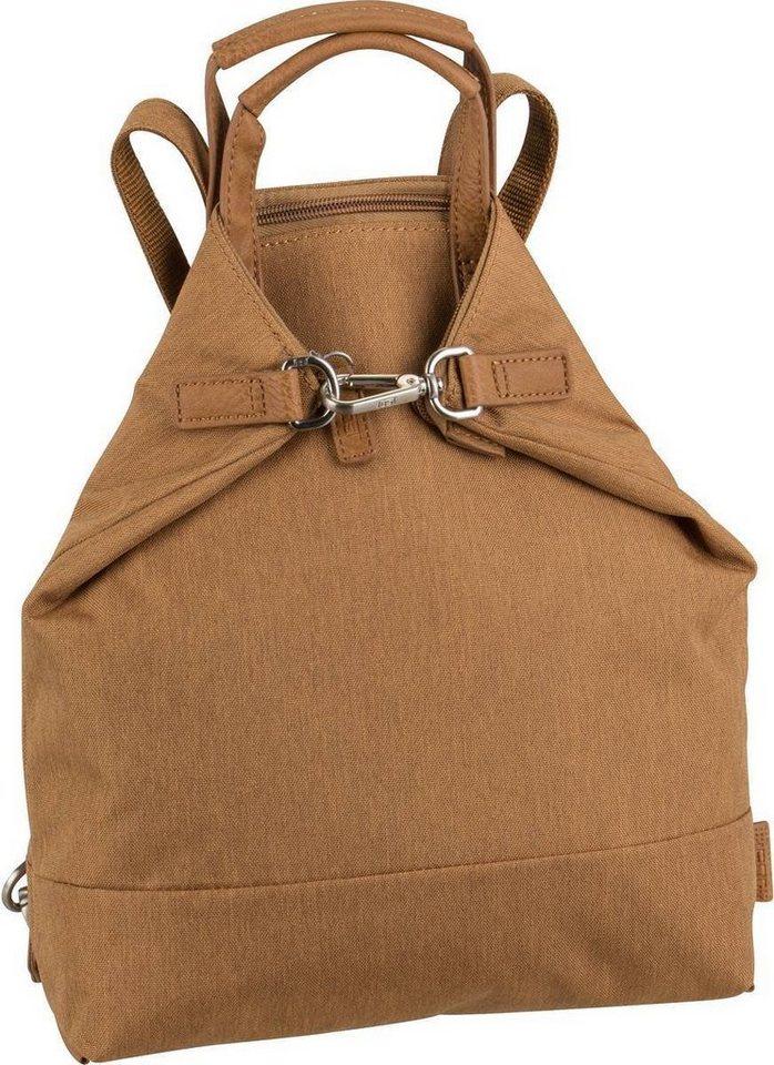 Damen Jost Rucksack  Daypack Bergen 1126 X-Change 3in1 Bag XS braun   04025307743517