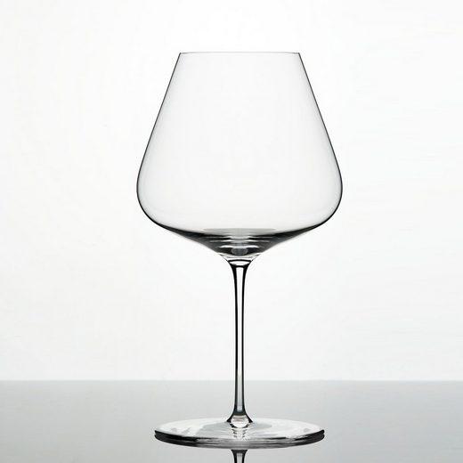 Zalto Zalto Weinglas Burgunder, 2er-Set, mundgeblasen