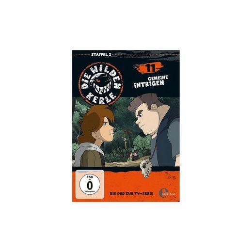 Edel DVD Die wilden Kerle 11 - Gemeine Intrigen