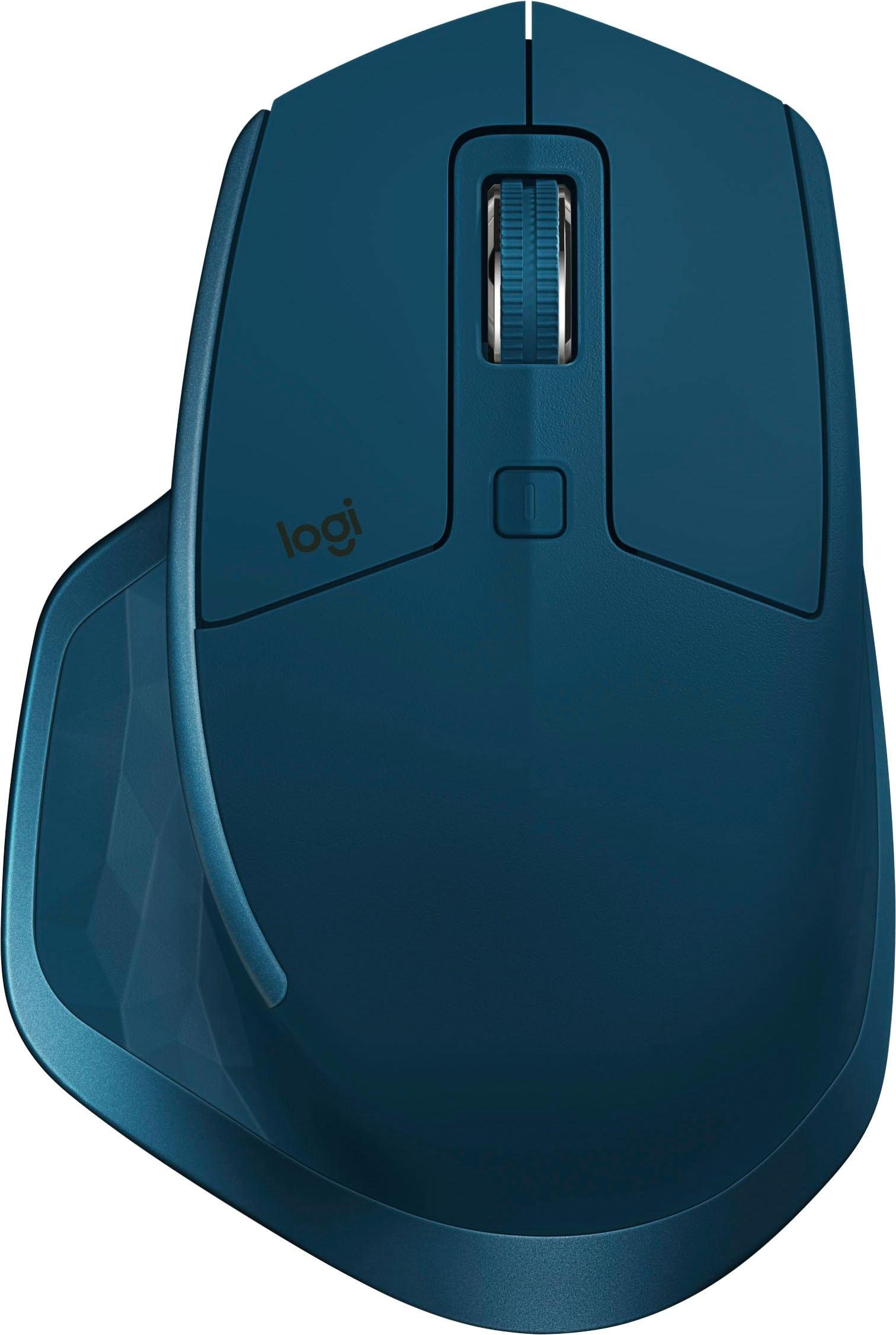 »MX Master 2S Wireless« Maus (Bluetooth, kabelgebunden)