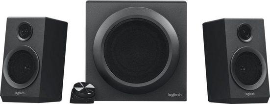 Logitech Z333 Multimedia 2.1 PC-Lautsprecher (80 W)