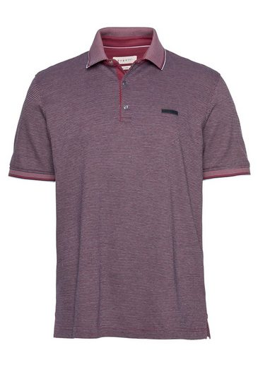 Poloshirt Bugatti Piqué Regular fit Jersey Optik In rrqFgdW1