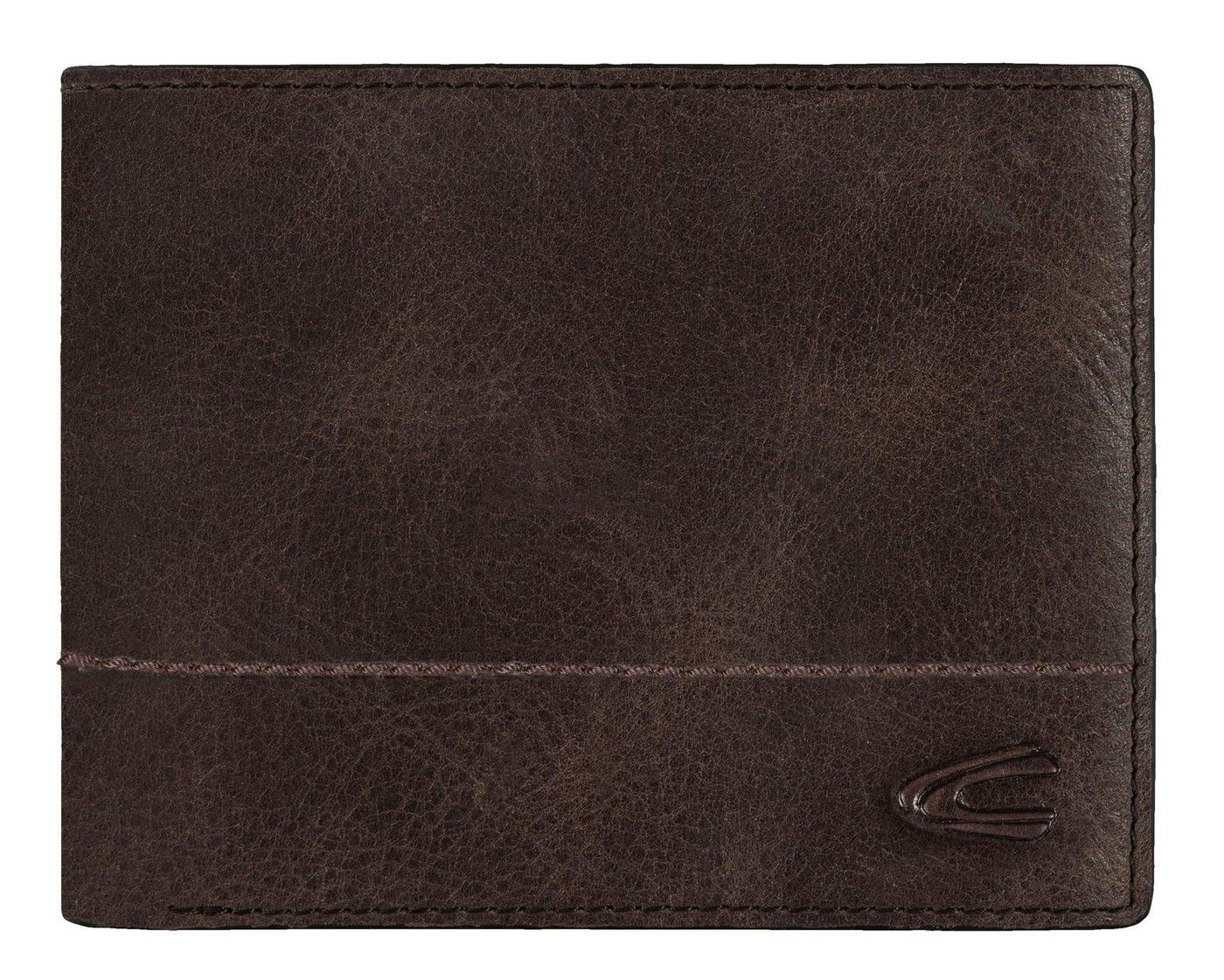 Herren camel active Geldbörse HANOI  aus Leder mit RFID-Block für mehr Sicherheit braun | 04251234436608