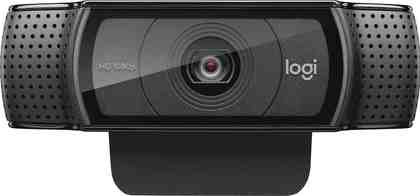 Logitech »C920 HD Pro« Webcam (Full HD)