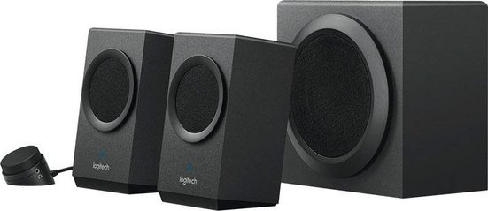 Logitech Z337 Bold Sound Bluetooth 2.1 PC-Lautsprecher (Bluetooth, 40 W)