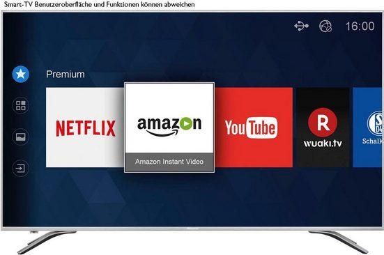 Hisense H50A6500 LED-Fernseher (126 cm/50 Zoll, 4K Ultra HD, Smart-TV, USB-Recording)