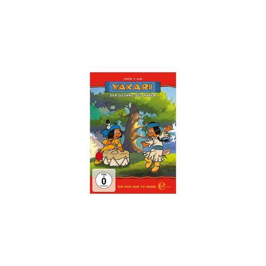 Edel DVD Yakari 8 - Der Gesang des Raben