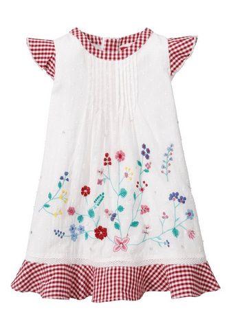 BONDI Tautinio stiliaus suknelė Baby su išsi...