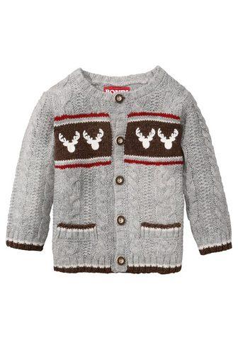BONDI Megztinis Vaikiški su siuvinėjimas