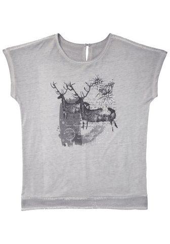 MARJO Marškinėliai Moterims su žvilgantis žv...