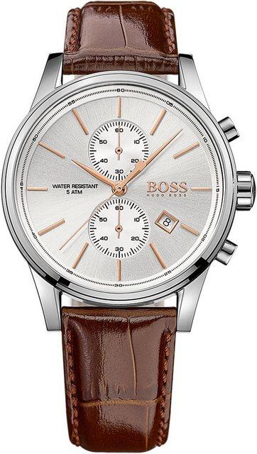Herren Boss Chronograph JET 1513280 braun   07613272178181