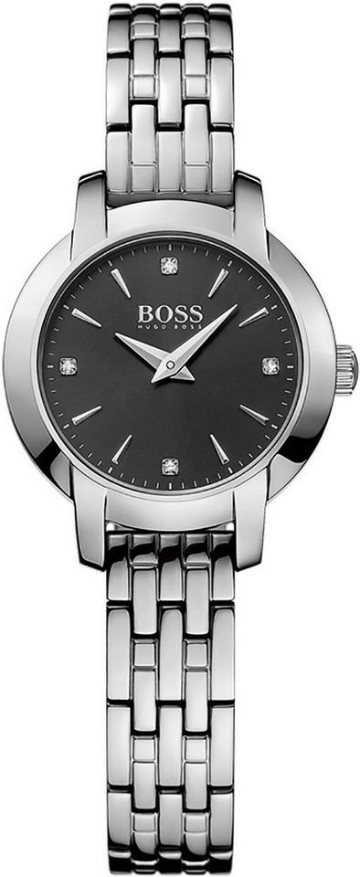 Damen Boss  Quarzuhr LADY SUCCESS 1502380 silber | 07613272198615