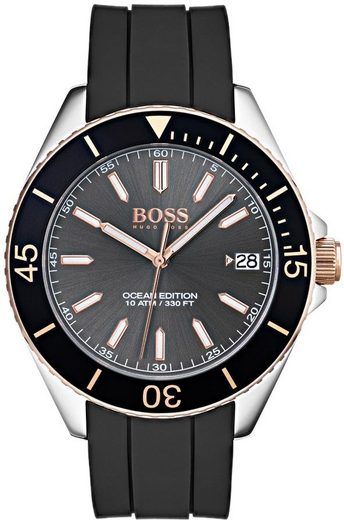Boss Quarzuhr »BLACK OCEAN, 1513558«