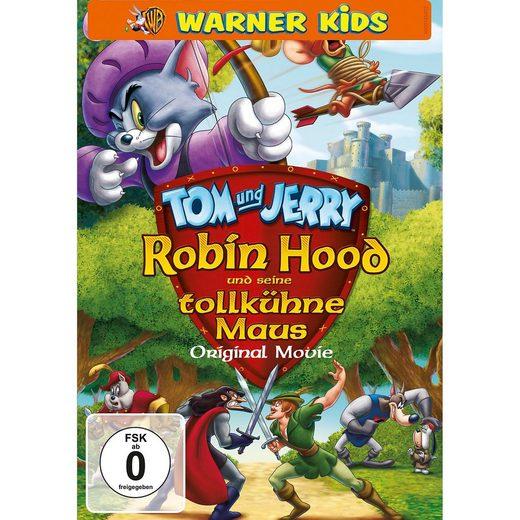 Warner Home Video DVD Tom & Jerry - Robin Hood und seine tollkühne Maus