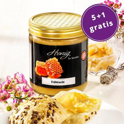 Feldt Honig Deutsche Frühtracht 5+1