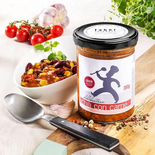 faber feinkost Faber Feinkost Delikatess Chili con carne