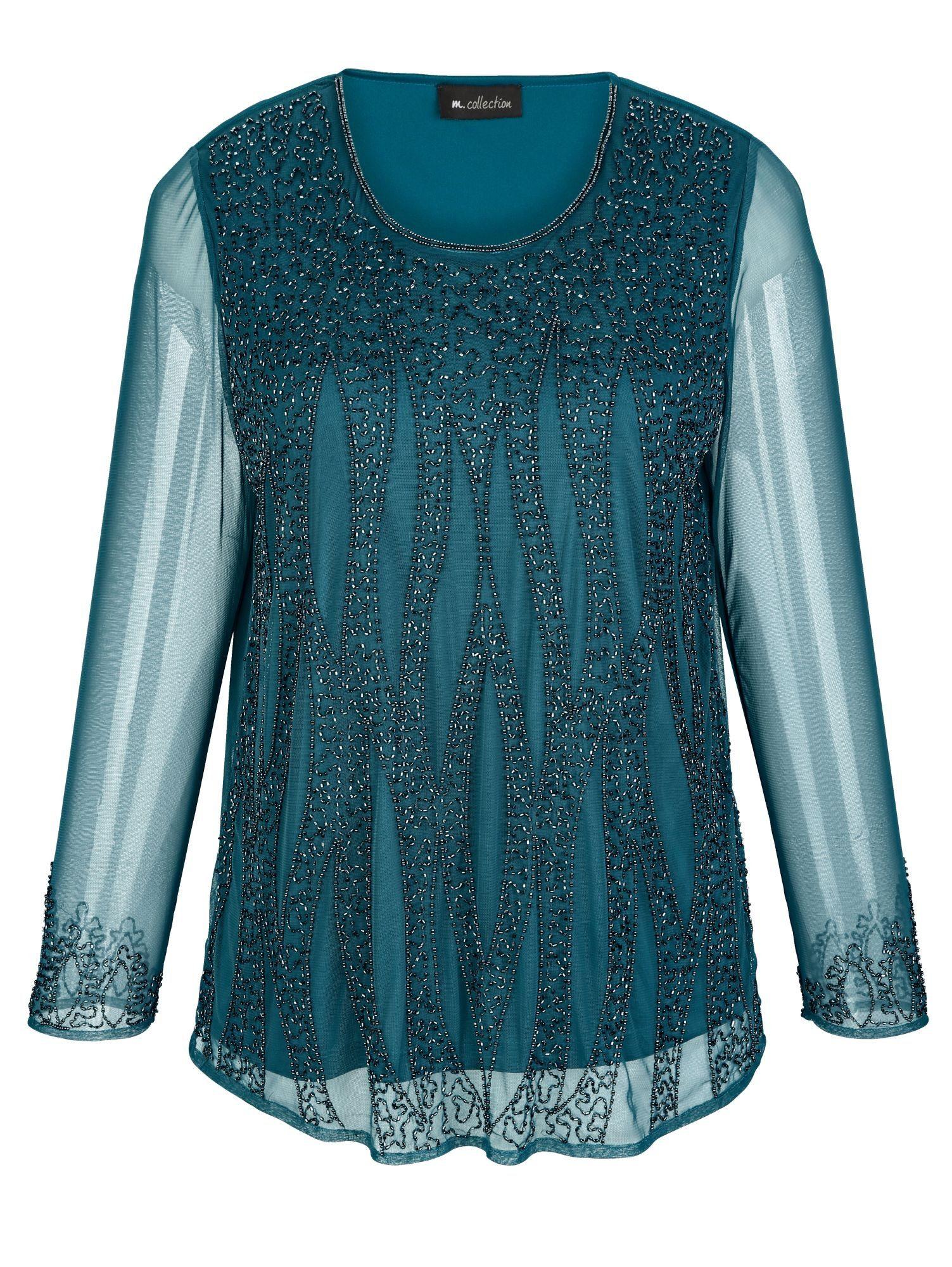 Kaufen Aufwendig Mit Shirt Verziert Online Dekosteinchen MCollection QdrxhtsC