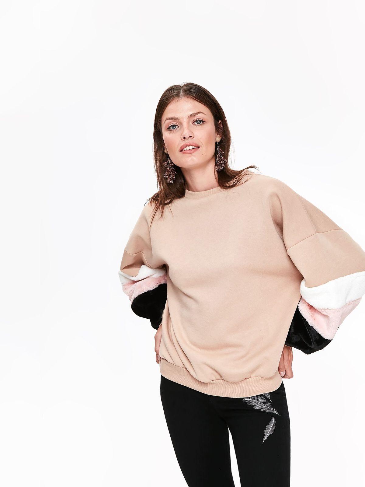 TOP SECRET Pullover in coolem Blockstreifendesign