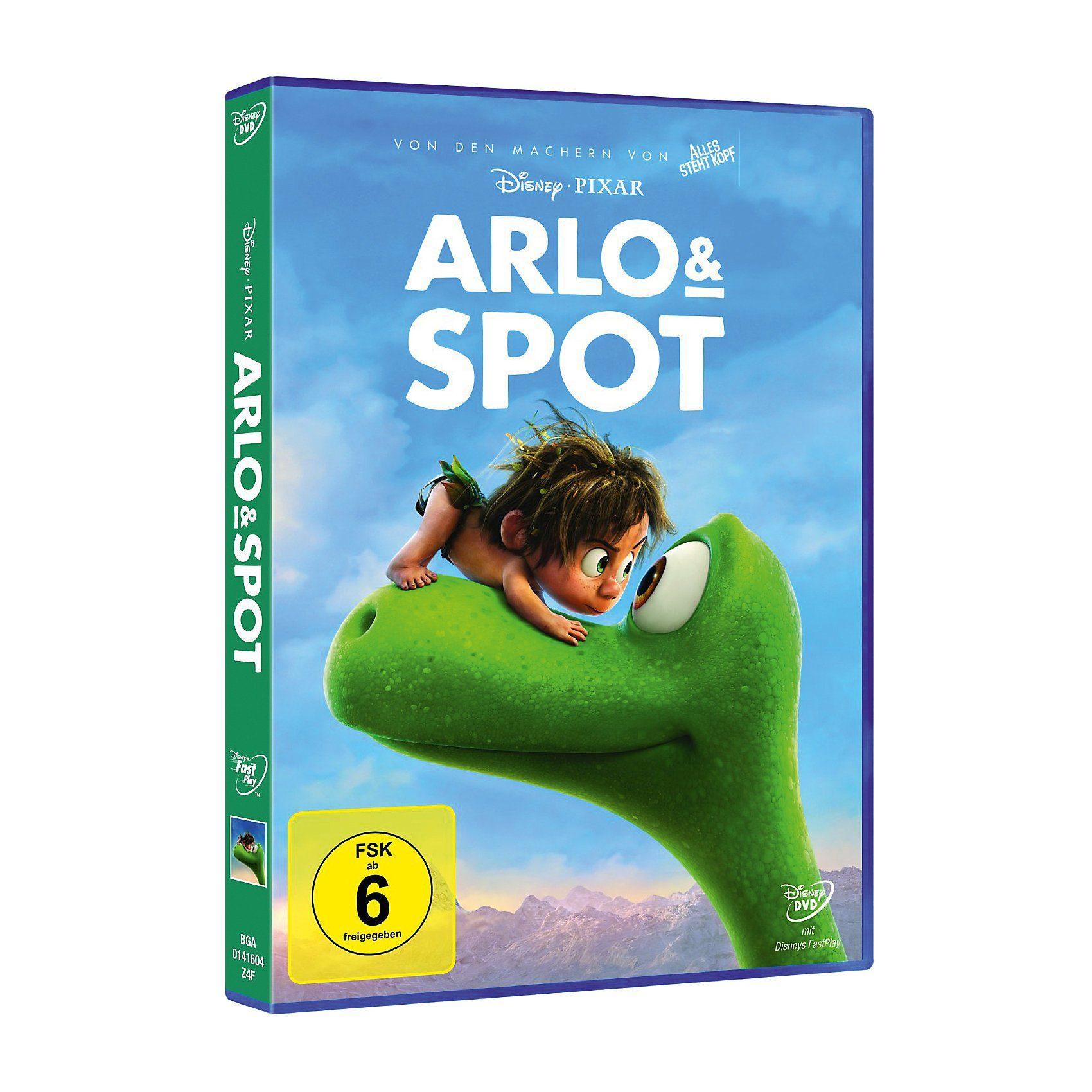 Disney DVD Arlo & Spot