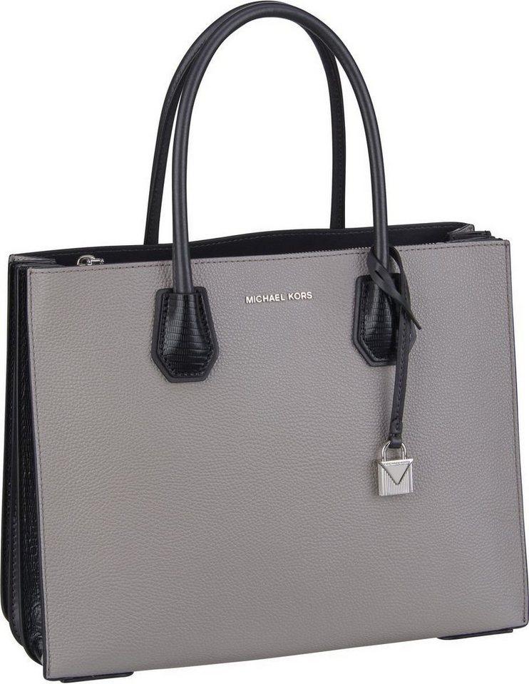 26b85e151d03 MICHAEL KORS Handtasche »Mercer Large Convertible Tote Python ...