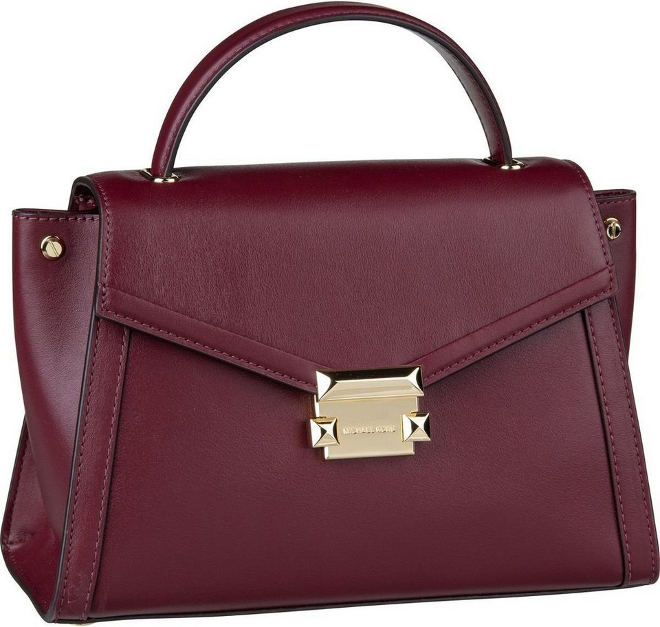 59188ae9121c1 MICHAEL KORS Handtasche »Whitney Medium TH Satchel« online kaufen