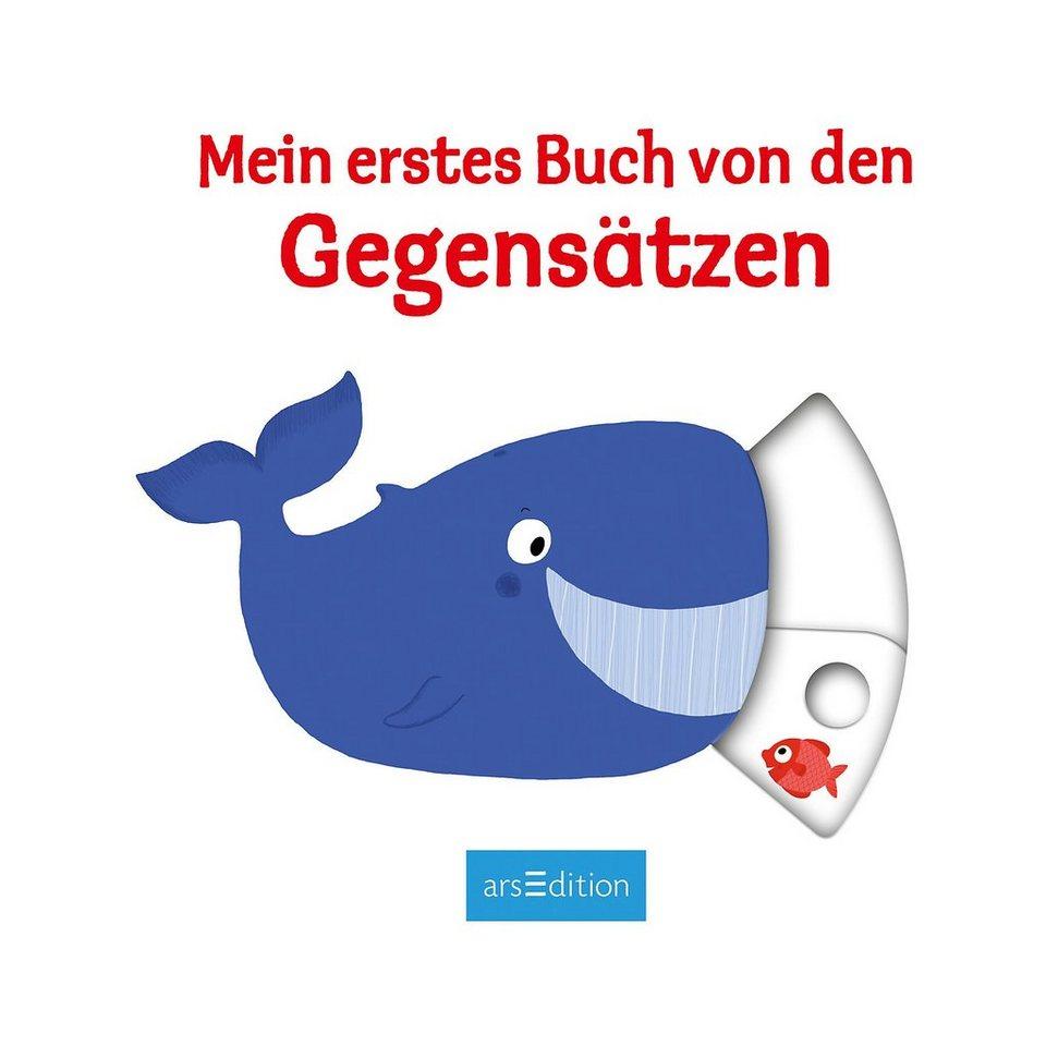 ArsEdition Verlag Mein erstes Buch von den Gegensätzen online kaufen