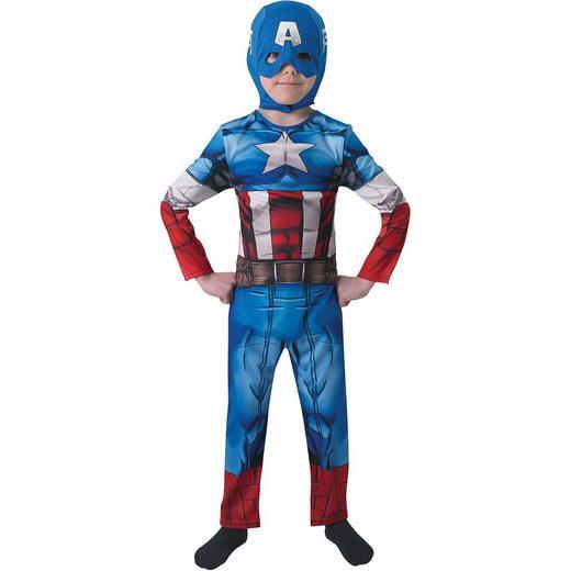 Rubie´s Kostüm Captain America Avengers Assemble Classic