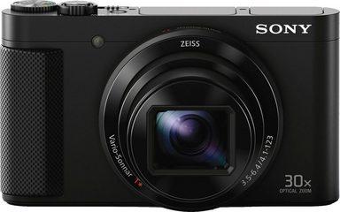 Sony »DSC-HX80« Kompaktkamera (18,2 MP, 30x opt. Zoom, NFC, WLAN (Wi-Fi)