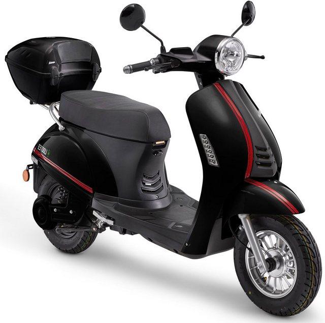 Luxxon E-Motorroller »E3100Li«, 45 km/h, Bosch Motor*