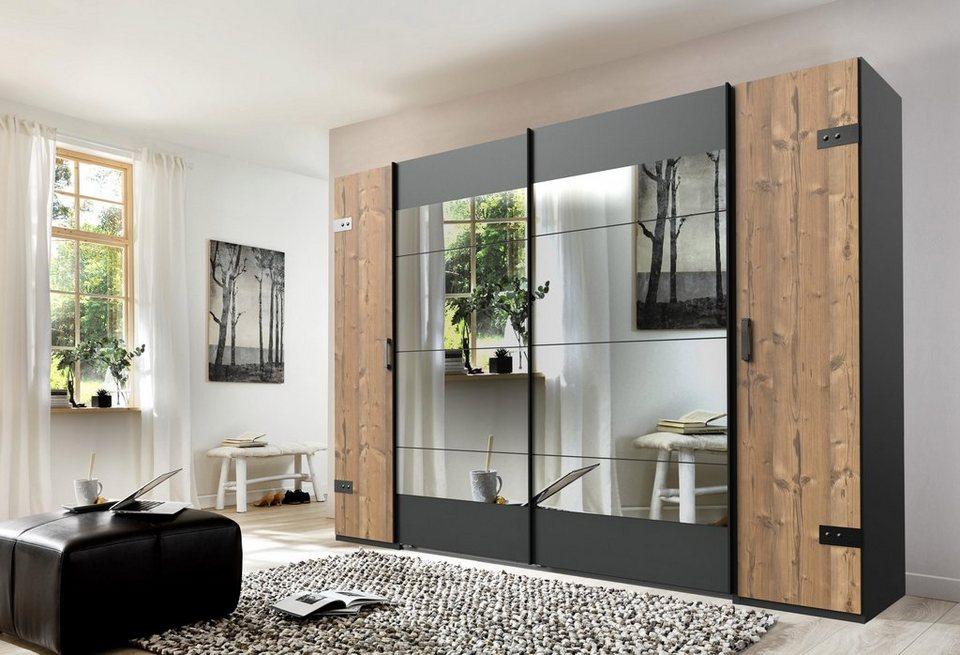 wimex dreh schwebet renschrank stockholm mit spiegel online kaufen otto
