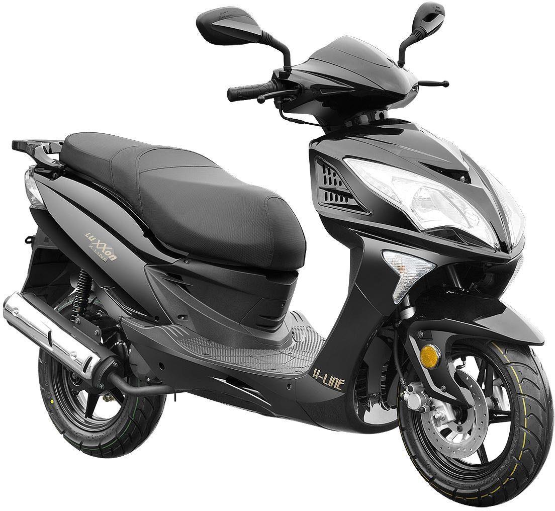 Luxxon Motorroller »X-Line 25«, 49 ccm, 25 km/h, Euro 4