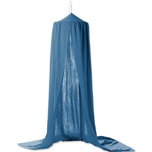 Julius Zöllner Betthimmel »Baldachin Terra, Ø50 cm, blau«