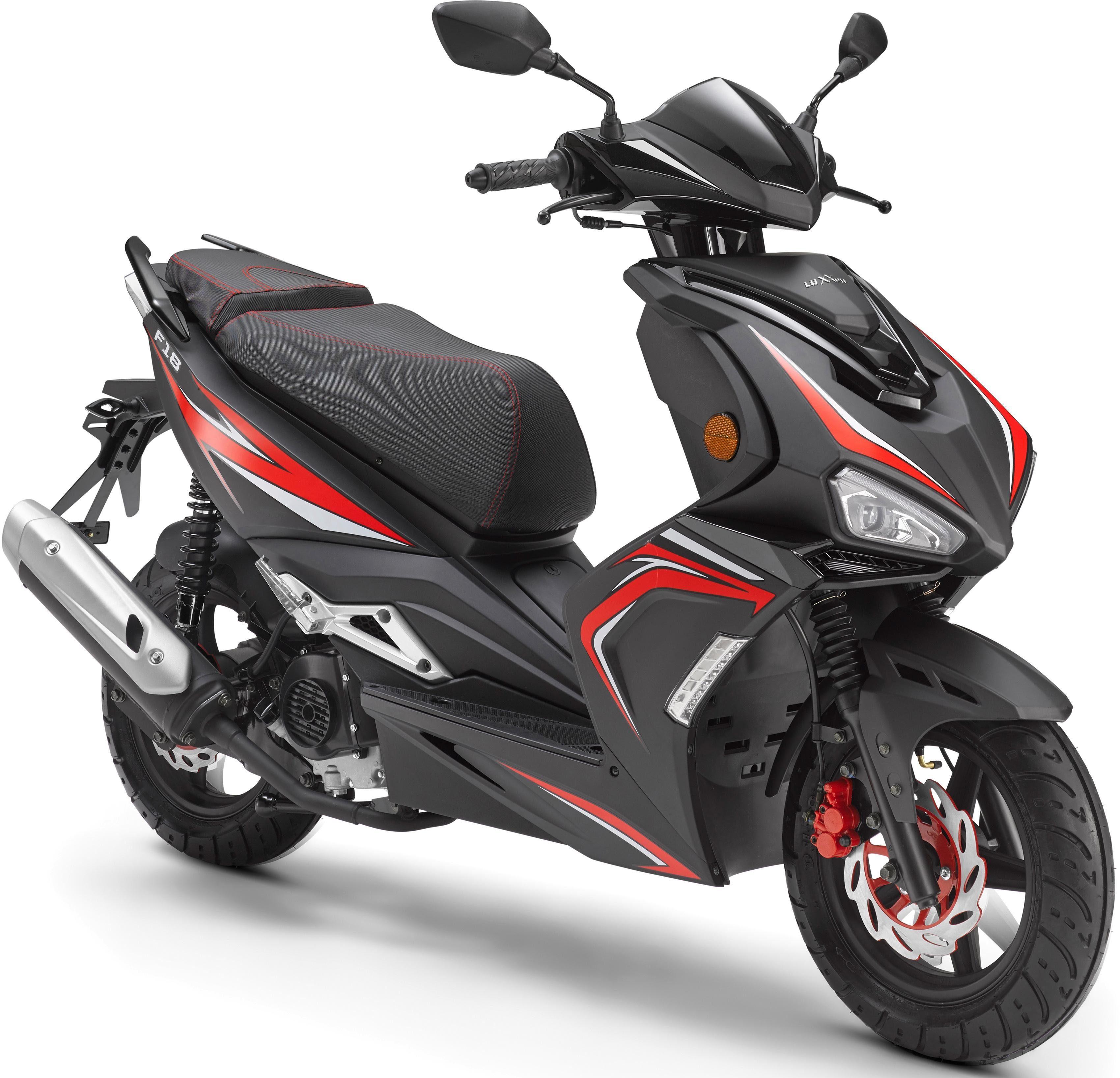 Luxxon Motorroller »F18 45«, 49 ccm, 45 km/h, Euro 4