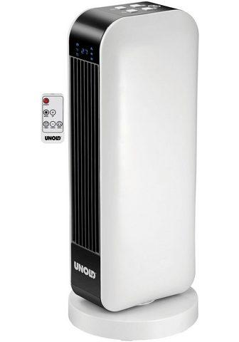 UNOLD Keraminis ventiliatorius šildytuvas De...