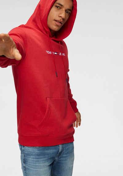 TOMMY JEANS Kapuzensweatshirt »TJM SMALL LOGO HOODIE« 810a1dd6e3