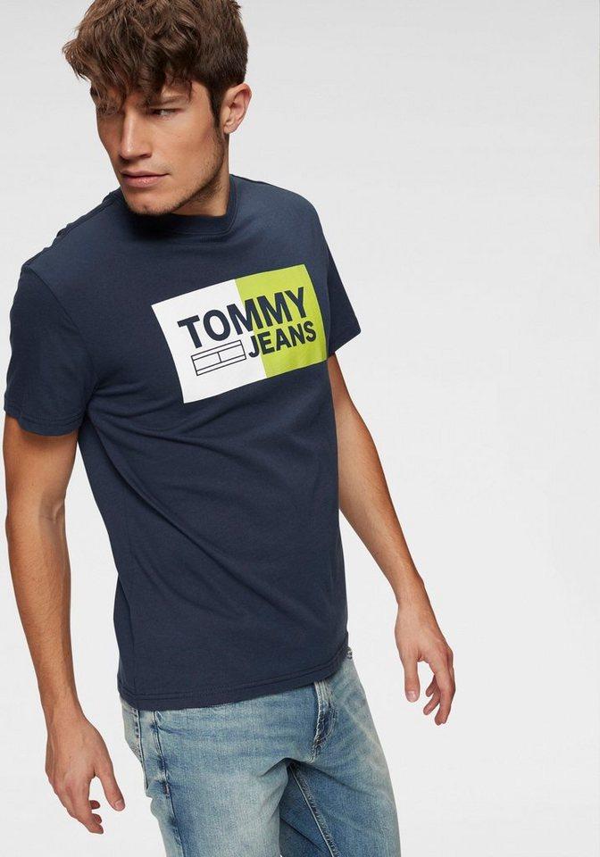 6004a468 Tommy Jeans T-Shirt »TJM ESSENTIAL SPLIT BOX TEE«   OTTO
