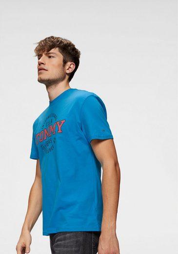 TOMMY JEANS T-Shirt »TJM CIRCULAR TEE«
