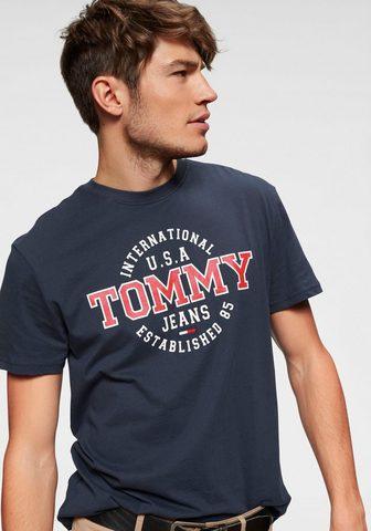 TOMMY JEANS TOMMY Džinsai Marškinėliai »TJM CIRCUL...