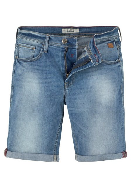 Blend Jeansbermudas »Twister« | Bekleidung > Shorts & Bermudas > Jeans Bermudas | Blau | Blend