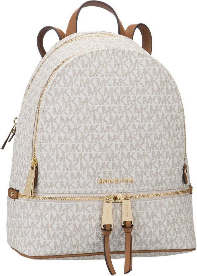 67c17e098b13 MICHAEL KORS Rucksack   Daypack »Rhea Zip Medium Backpack MK Signature«