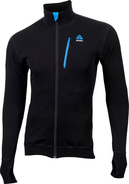 Aclima Outdoorjacke »DoubleWool Jacket Men« | Sportbekleidung > Sportjacken > Outdoorjacken | Schwarz | Wolle - Polyamid | Aclima