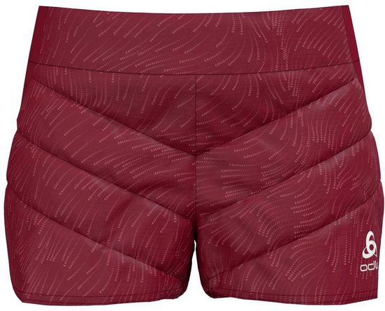 Hose warm Rot Shorts »irbis Odlo X Women« b67gyYf
