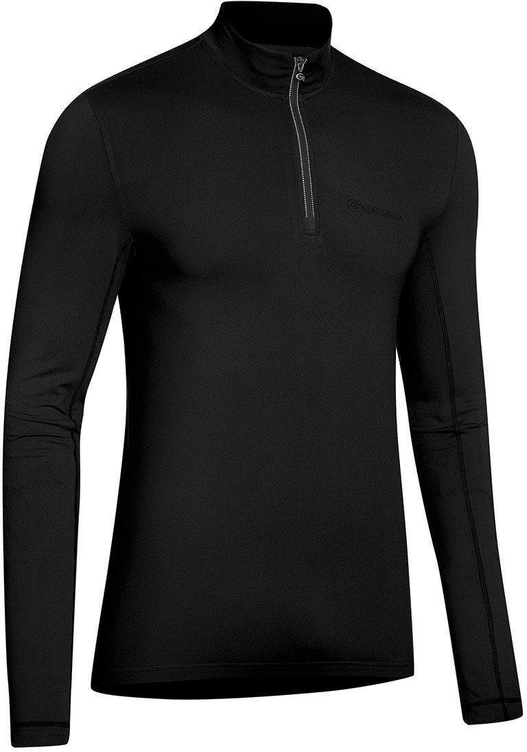 Gonso Sweatshirt »Christian Langarm Active Shirt Herren«