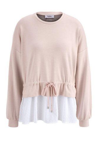 HEINE CASUAL Sportinio stiliaus megztinis