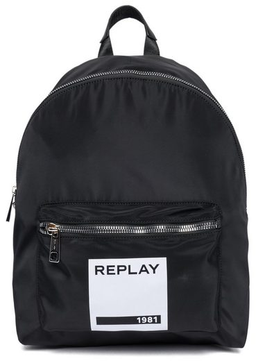Replay In Optik Schlichter Cityrucksack Cityrucksack Replay BfzWYcWqvn