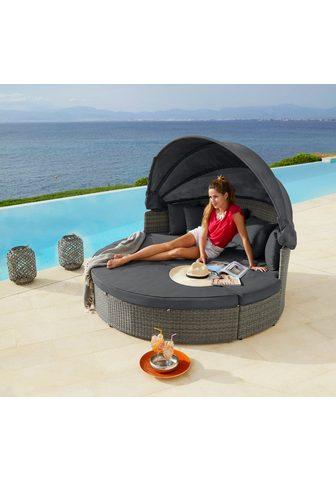 MERXX Sodo sofa-lova »Multifunktionsbett Riv...