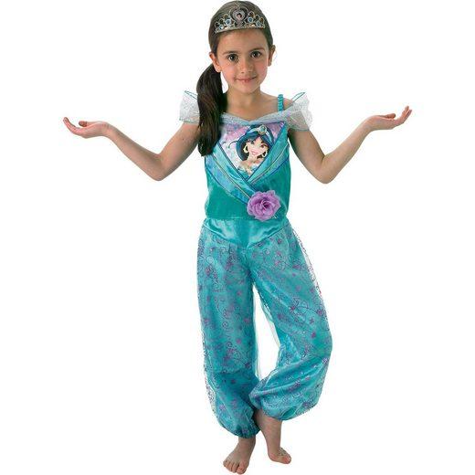 Rubie´s Kostüm Jasmine Aladdin Shimmer